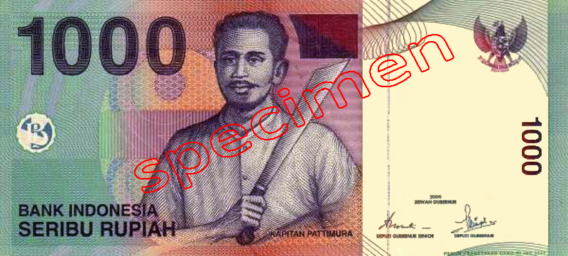 indonesie bilLet